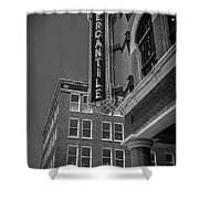 The Mercantile Shower Curtain