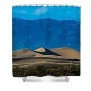 The Mesquite Dunes Shower Curtain