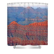 The Mighty Grand Canyon Shower Curtain