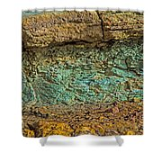 The Minerals Shower Curtain