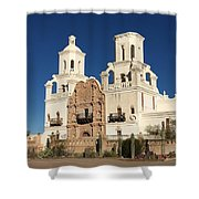 The Mission Shower Curtain