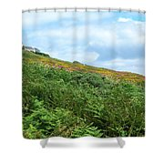 The Moor At Howth Shower Curtain