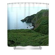 The Moor Shower Curtain