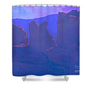 The Morners Shower Curtain