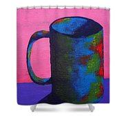 The Morning Cup Of Coffee Shower Curtain