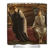 The Morning Of The Resurrection Shower Curtain