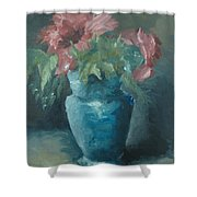 The Most Beautiful Bouquet Of Roses Shower Curtain