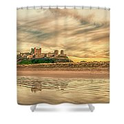 The Most Beautiful Castle In The World Shower Curtain