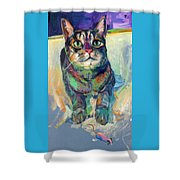 The Mouse Shower Curtain