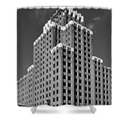 The National Archives Building - St Louis Shower Curtain