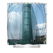 The National Football Museum. Manchester. Shower Curtain