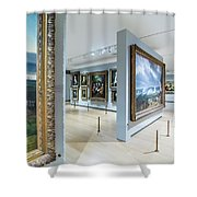The National Gallery London 6 Shower Curtain