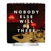 The National Print Shower Curtain