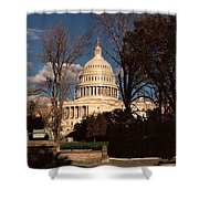 The Nation's Capitol Shower Curtain