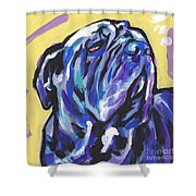 The Neo Pet Shower Curtain