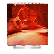 The Neon Room Shower Curtain