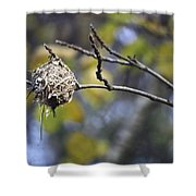 The Nest 2 Shower Curtain