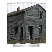 The New Homestead Shower Curtain
