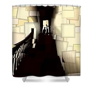 The Nightmare Shower Curtain