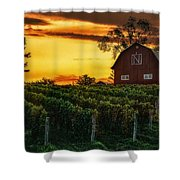 The North Country Shower Curtain