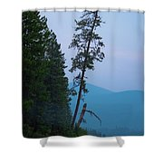 The North Shore At Elkins Shower Curtain