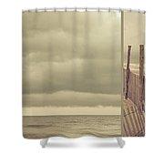 The Ocean Speaks My Truths Shower Curtain