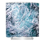 The Oceans Atmosphere Shower Curtain