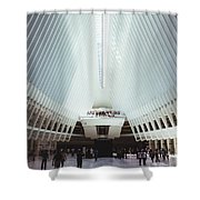 The Oculus Shower Curtain