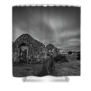 The Old Cottage, Wicklow Shower Curtain