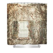 The Old Governor's Mansion Shower Curtain