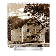 The Old Gristmill  Shower Curtain