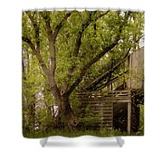 The Old Homestead #2 Shower Curtain