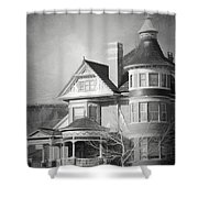 The Old House Shower Curtain