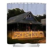 The Old Neighborhood Shower Curtain