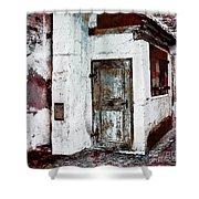 The Old Witch House Shower Curtain