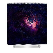 The Opening Shower Curtain
