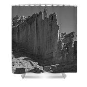 612732-the Oracle  Shower Curtain
