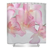 The Orchid Shower Curtain
