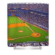 The Original Yankee Stadium Shower Curtain