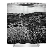 The Other Moon Shower Curtain