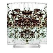 The Overlord Shower Curtain