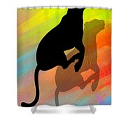 The Pace Shower Curtain