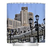 The Palazzo Shower Curtain