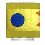 The Parachute Shower Curtain