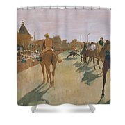 The Parade Shower Curtain