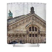 The Paris Opera Art Shower Curtain