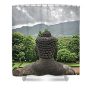 The Path Of The Buddha #10 Shower Curtain