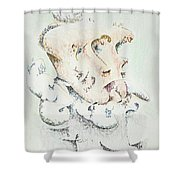 The Patron Shower Curtain