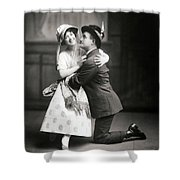 The Peasant Girl, 1915 Shower Curtain