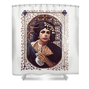 The Penitent Woman - Lgtpw Shower Curtain